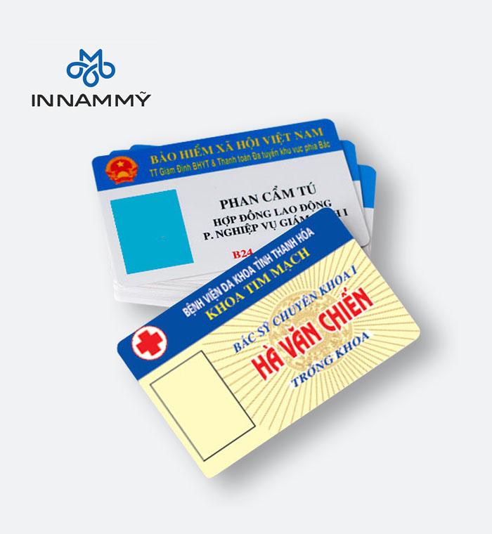In thẻ nhân viên nhanh tại Thanh Hóa.