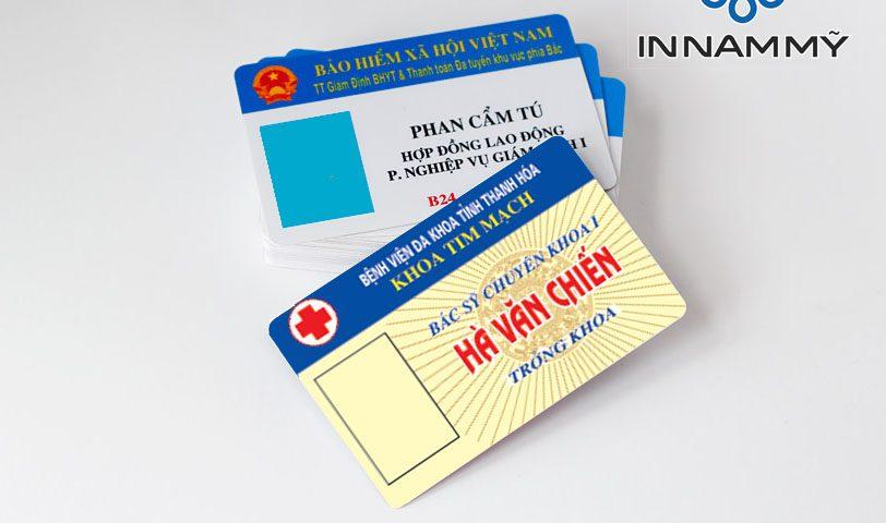 In thẻ nhựa tại Thanh Hóa giá rẻ.
