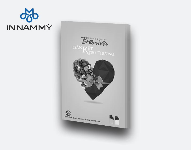 in brochure và ưu nhược điểm của in brochure